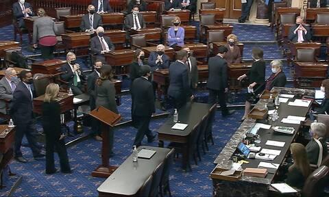 ΗΠΑ: 54 γερουσιαστές προτρέπουν τον Μπάιντεν να πιέσει την Τουρκία για τα ανθρώπινα δικαιώματα