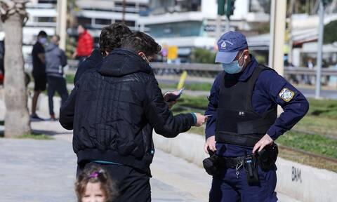 Lockdown: Σαρωτικοί έλεγχοι της ΕΛ.ΑΣ.: «Βαριά» πρόστιμα και συλλήψεις σε κομμωτήρια