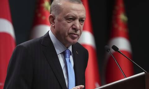 Ερντογάν σε Μητσοτάκη: Θα μάθεις πολύ καλά ποιοι είναι οι «τρελοί» Τούρκοι