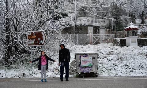 Καιρός: Προειδοποίηση Μαρουσάκη - Πολικό ψύχος και πυκνές χιονοπτώσεις