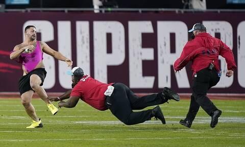 ΗΠΑ: Πόνταρε την εισβολή του στο Super Bowl! - Πλούτισε κατά 374.000 δολάρια! (photos+videos)