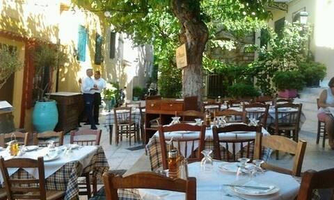 Αυτή είναι η παλιότερη ελληνική ταβέρνα!