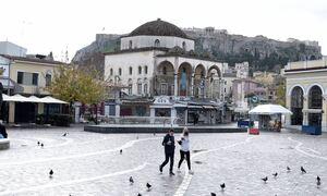 В период тотального локдауна в Греции будут действовать следующие меры