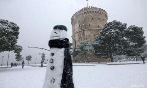 Циклон «Медея» принесет в Грецию морозы и обильные снегопады