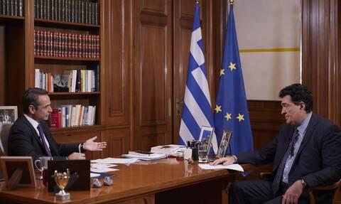 Μήνυμα-απάντηση Μητσοτάκη σε Ερντογάν: Η Ελλάδα δεν δέχεται απειλές ούτε εκβιάζεται
