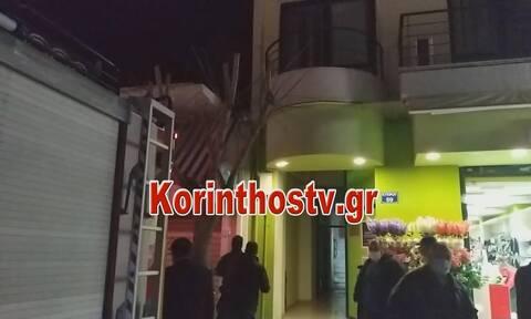 Κόρινθος: Επίθεση με γκαζάκια στο γραφείο της βουλευτή της ΝΔ Μαριλένας Σούκουλη