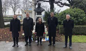 Представители России, Греции и Швейцарии почтили в Лозанне память дипломата Каподистрии