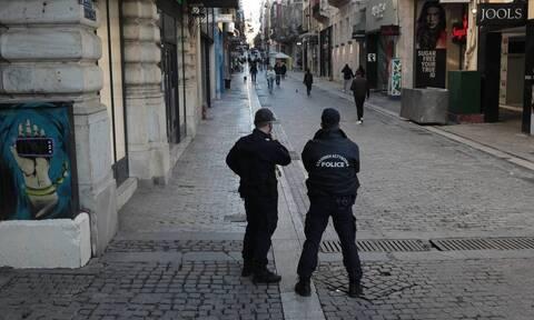 С сегодняшнего дня в Афинах и Аттике действует тотальный локдаун