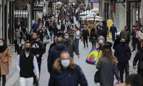 Πού εντοπίζονται τα νέα κρούσματα: Στο «κόκκινο» Αττική με 676, Θεσσαλονίκη με 129 και Αχαΐα με 94