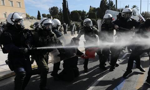 Πανεκπαιδευτικό συλλαλητήριο: Ποινική δίωξη σε 23 για τα επεισόδια της Τετάρτης