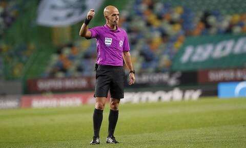 Πορτογαλία: Απείλησαν τη ζωή διαιτητή – Απέβαλλε δύο παίκτες της Πόρτο