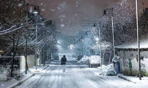 Κακοκαιρία «Μήδεια»: Διαδοχικά κύματα ψύχους θα «σαρώσουν» τη χώρα - Πότε θα χιονίσει στην Αττική