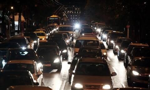 Lockdown – Αττική: Αυξημένη κατά 50% η κίνηση στους δρόμους σε σύγκριση με τον περασμένο Μάρτιο