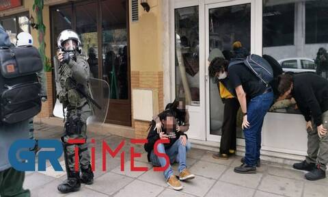 Θεσσαλονίκη: Εισαγγελική έρευνα για αστυνομική βία – Το βίντεο που εξετάζεται