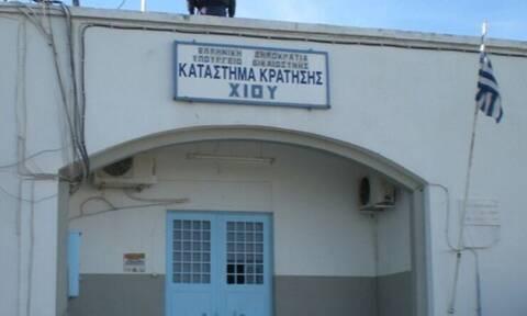 Χίος: Θρίλερ στις φυλακές - Νεκρός κρατούμενος στο κελί του