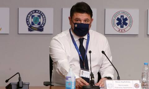 Αυστηρό lockdown σε Αχαΐα και Εύβοια - Όλα τα νέα μέτρα που ισχύουν από το Σάββατο 13 Φεβρουαρίου