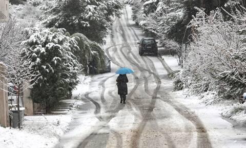 Καιρός - Καλλιάνος: Χιόνια μέχρι... τις βάρκες στην Αθήνα - Η «Μήδεια» κυκλώνει την Ελλάδα