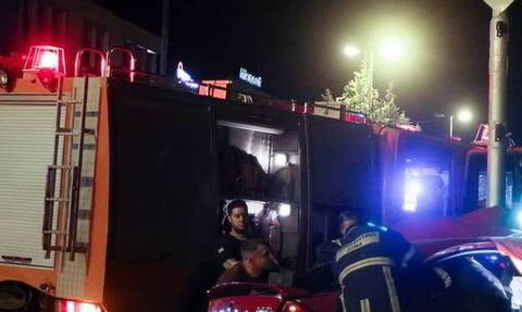 Φρικτό τροχαίο στην Χαλκίδα: Νεκρός 30χρονος τερματοφύλακας