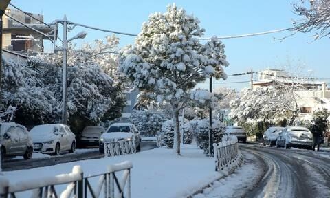 Καιρός: Αυτή την ημέρα θα χιονίσει σε όλη την Αθήνα – Πάρτε τα μέτρα σας
