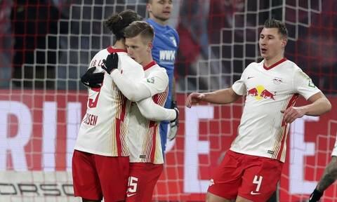 Bundesliga: Όσο νικάει... ελπίζει η Λειψία – Δείτε τα γκολ (video)
