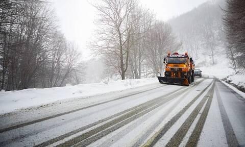 Κακοκαιρία «Μήδεια»: Μπαίνει στην κατάψυξη η χώρα - Πολικές θερμοκρασίες και έντονες χιονοπτώσεις