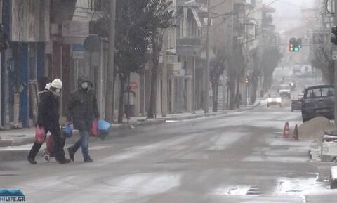 Κακοκαιρία «Μήδεια»: Ξεκίνησε η επέλασή της - Χιόνια και αρνητικές θερμοκρασίες