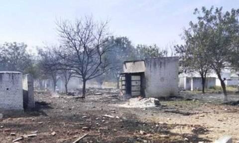 Ινδία: Τουλάχιστον 19 νεκροί από έκρηξη σε εργοστάσιο βεγγαλικών (vid)