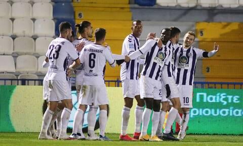 Απόλλων Σμύρνης-Ατρόμητος 2-1: Επιτέλους… νίκη για «Ελαφρά Ταξιαρχία» (videos)