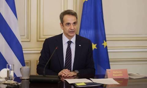 Συγχαρητήρια Μητσοτάκη στον νέο πρωθυπουργό της Ιταλίας, Μάριο Ντράγκι