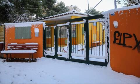 Κακοκαιρία - Κλειστά σχολεία: Δείτε πού θα μπει «λουκέτο» τη Δευτέρα