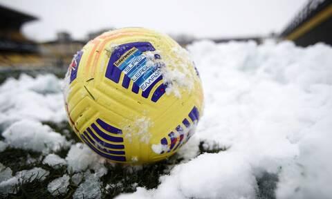 Super League: Η βαθμολογία, όλα τα γκολ κι ο... χιονοπόλεμος της αγωνιστικής (videos)