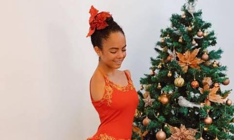 Μπαλαρίνα χωρίς χέρια: Σύμβολο δύναμης η 16χρονη Βραζιλιάνα Βιτόρια Μπουένο