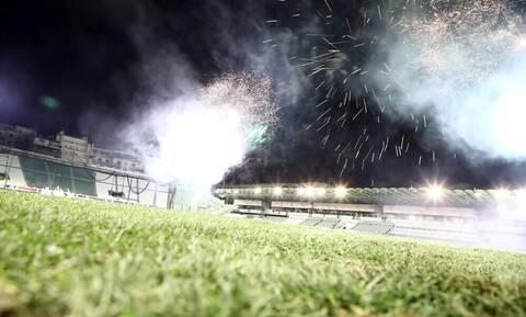 Παναθηναϊκός-Ολυμπιακός: Έγινε η νύχτα... μέρα στη Λεωφόρο για τα 113 χρόνια (video+photos)