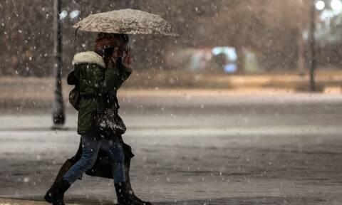 Κακοκαιρία «Μήδεια»: Τσουχτερό κρύο σε όλη τη χώρα – Στα «λευκά» Βόρεια και Κεντρική Ελλάδα