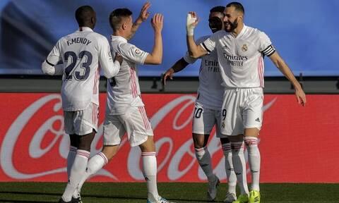 LaLiga: Άνετη κι ωραία η Ρεάλ Μαδρίτης – Όλα τα γκολ στην Ισπανία (videos)