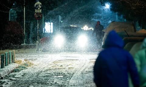 Κακοκαιρία «Μήδεια»: Επί ποδός οι δήμοι της Αττικής για τον χιονιά