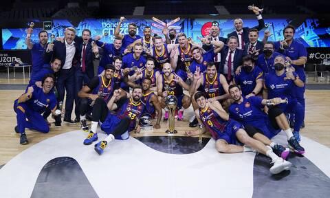 Μπαρτσελόνα: Πήρε το Copa del Rey, εκθρόνισε τη Ρεάλ Μαδρίτης! (video)