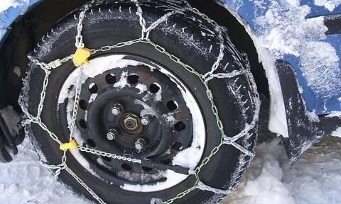 Πόσο εύκολα μπορείς να βάλεις αλυσίδες στο αυτοκίνητο τώρα που χιονίζει;