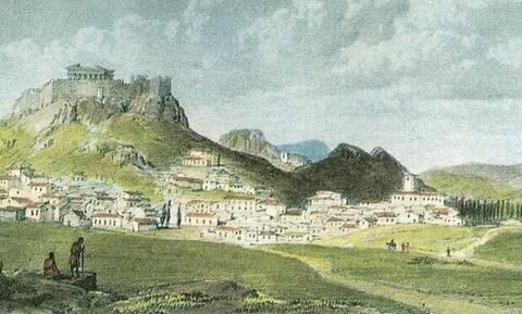 Η Αγγλογαλλική κατοχή της Αθήνας