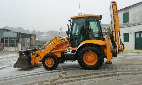 Κακοκαιρία - Ζάκυνθος: Προβλήματα στο οδικό δίκτυο - Κλειστά τα σχολεία