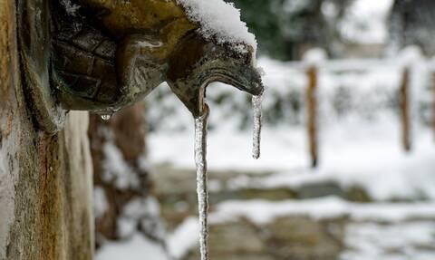 Θεσσαλονίκη: Πολικές θερμοκρασίες και ισχυρός παγετός στη Β. Ελλάδα