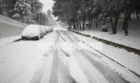 Απαγόρευση κυκλοφορίας φορτηγών στην Εθνική Οδό Αθηνών- Κορίνθου