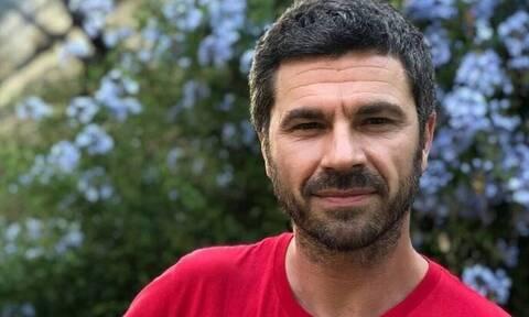 Χρήστος Βασιλόπουλος: Μετά το τέλος της ακρόασης σκηνοθέτης μου ζήτησε να γδυθώ τελείως