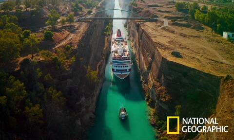 «Η Ευρώπη από Ψηλά» - Το National Geographic επιστρέφει στους ουρανούς της Ευρώπης