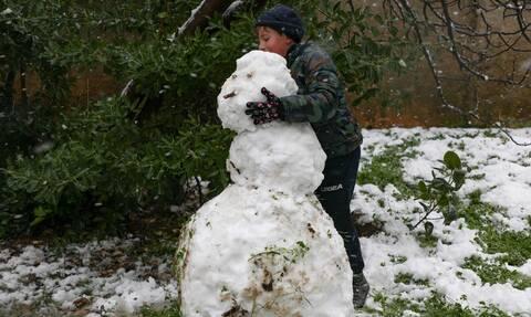 Κακοκαιρία Μήδεια: «Έρχεται η ώρα της Αττικής» - Σφοδρές χιονοπτώσεις μέχρι την Τρίτη