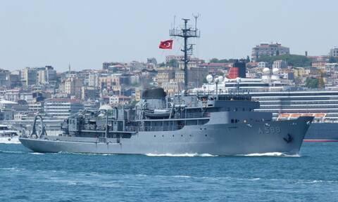 «Μπουρλότο» στις διερευνητικές από την Τουρκία με νέα Navtex
