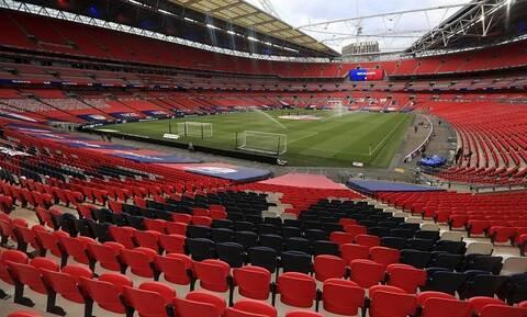 Κορονοϊός: Επιστρέφει ο κόσμος στο Wembley – Θέλουν 27.000 θεατές στο Euro 2020 οι Άγγλοι