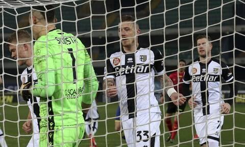 Serie A: «Βυθίζεται» η Πάρμα του Ζαγαρίτη – Όλα τα γκολ στην Ιταλία (videos)