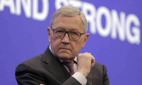 Ρέγκλινγκ: Βλέπουμε θετικά το αίτημα της Ελλάδας να αποπληρώσει νωρίτερα το χρέος προς το ΔΝΤ