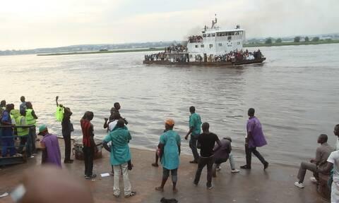 Λ.Δ. Κονγκό: Δεκάδες νεκροί από ναυάγιο φορτηγίδας σε ποταμό
